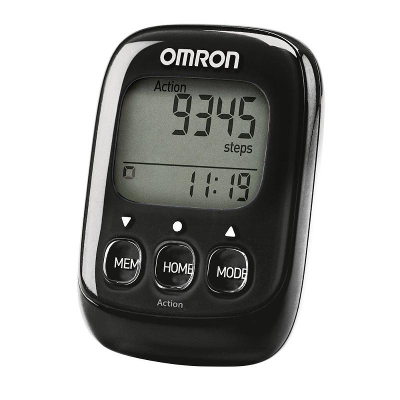 Шагомер Omron HJ-325-EBK Black цены