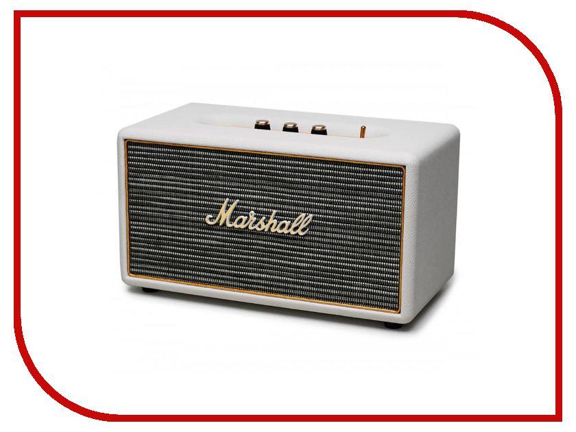 Колонка Marshall Stanmore Bluetooth Cream marshall stanmore black колонка