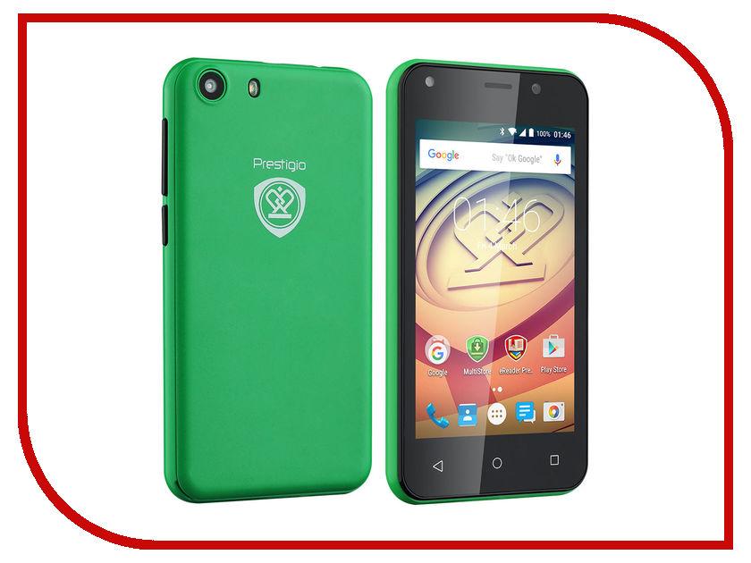 Сотовый телефон Prestigio Wize L3 PSP3403 Green GVPSP3403DUOGREEN
