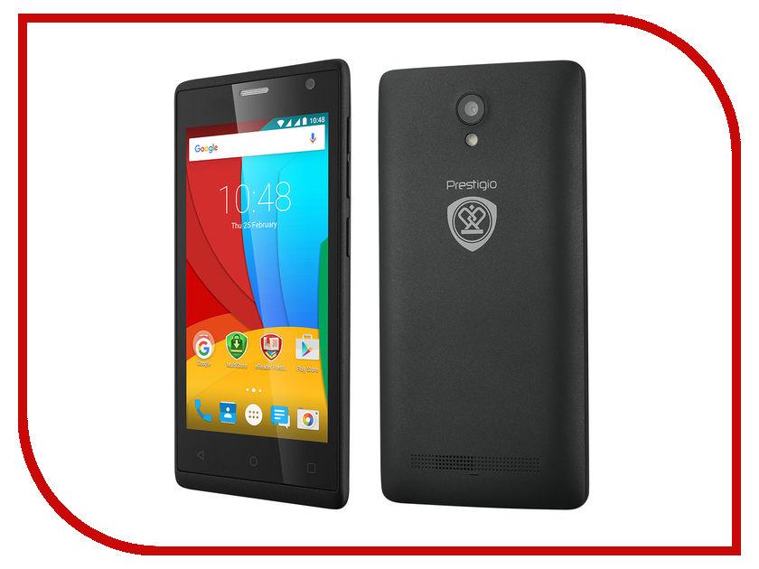 Сотовый телефон Prestigio Wize O3 PSP3458 Black VMPSP3458DUOBLACK<br>