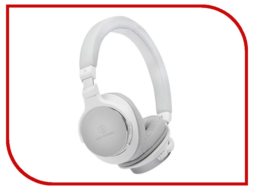Audio-Technica ATH-SR5BT WT White audio technica ath ls50is 15119537 внутриканальные наушники red