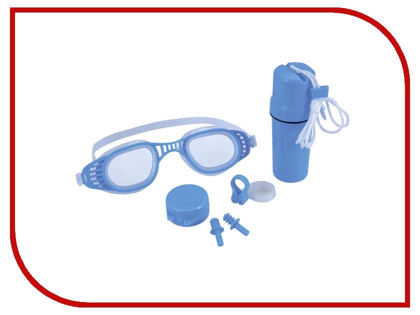 Набор очки + зажим для носа + беруши BestWay 26002