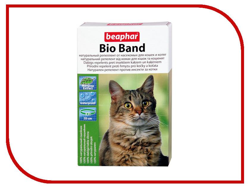 Ошейник Beaphar БИО+ 35см 10664 для кошек