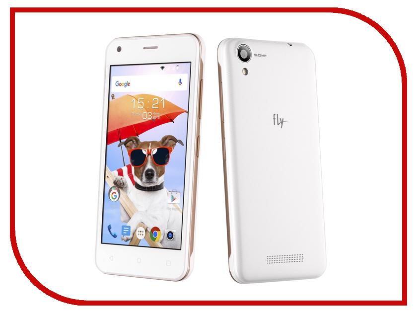 Сотовый телефон Fly FS454 Nimbus 8 White<br>