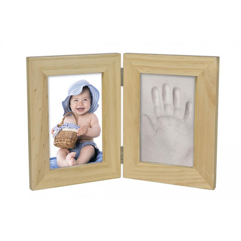 Рамка с детскими своими руками