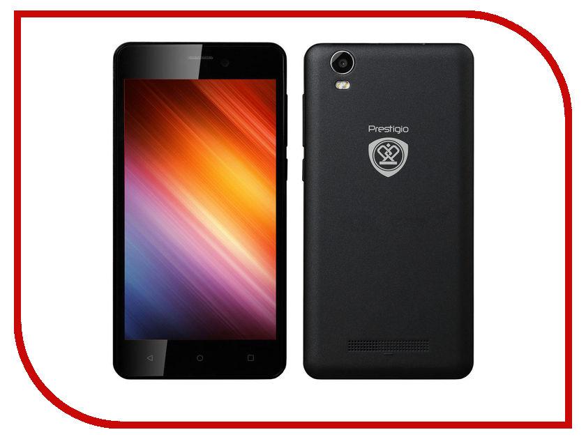 Сотовый телефон Prestigio Wize M3 PSP3506 Black HBPSP3506DUOBLACK<br>