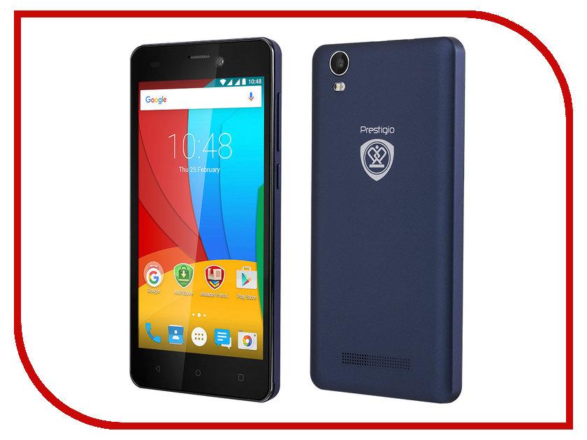 Сотовый телефон Prestigio Wize M3 PSP3506 Blue HBPSP3506DUOBLUE<br>