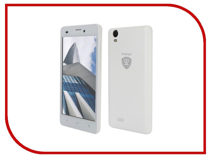 Сотовый телефон Prestigio Wize M3 PSP3506 White HBPSP3506DUOWHITE аксессуар чехол tele2 mini 1 1 zibelino classico black zcl tl2 min 1 1 blk