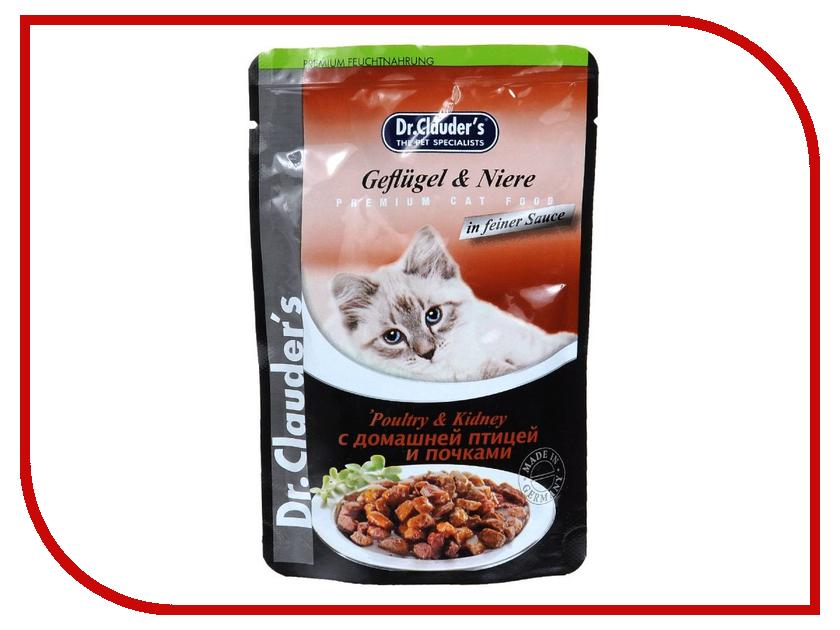Корм Dr.Clauders Почки 100g для кошек 211147