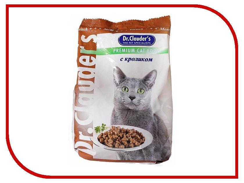Корм Dr.Clauders Кролик 400g для кошек 00100164