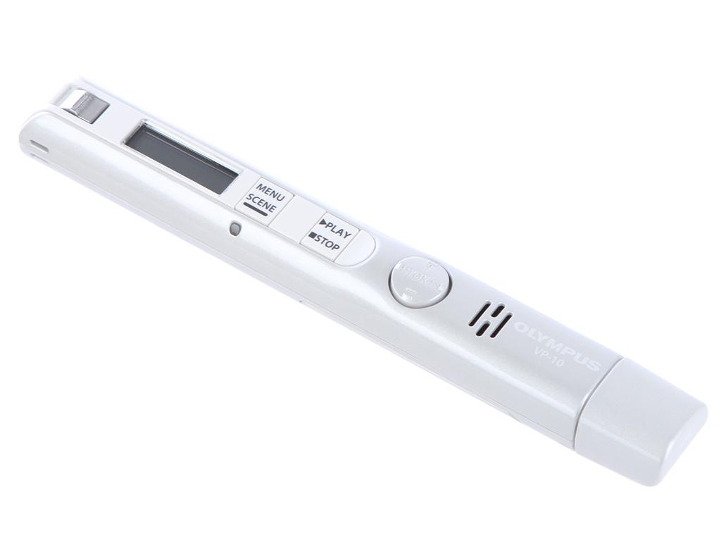 Диктофон Olympus VP-10 White