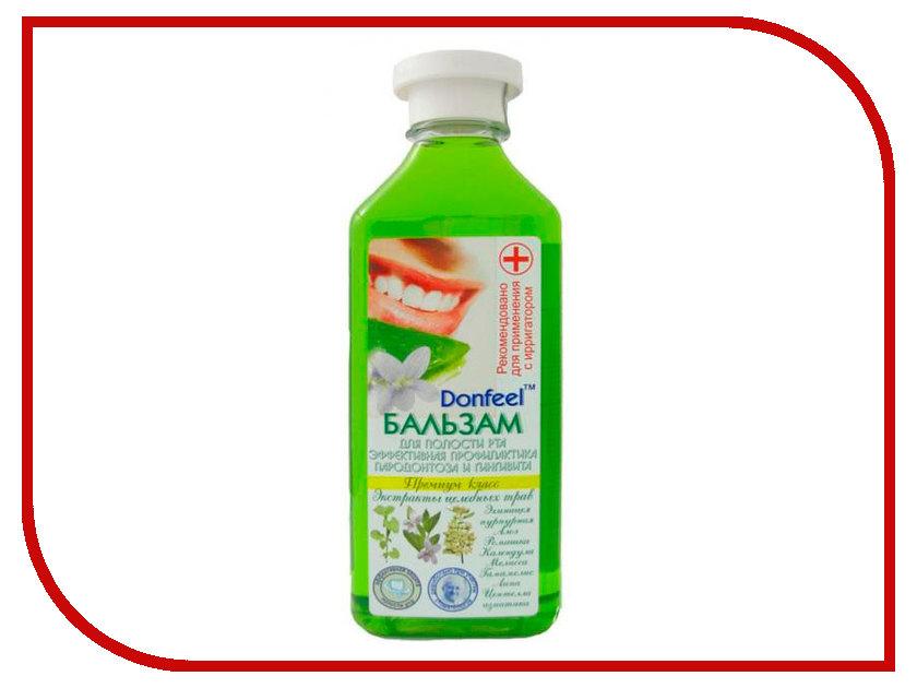 Жидкость для ирригатора Donfeel Эффективная профилактика пародонтоза и гингивита 350мл<br>