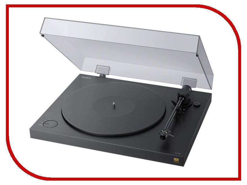 Проигрыватель виниловых дисков Sony PS-HX500 виниловый проигрыватель sony ps hx500