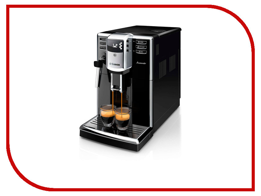 Кофемашина Saeco HD 8912/09 saeco philips hd 8753