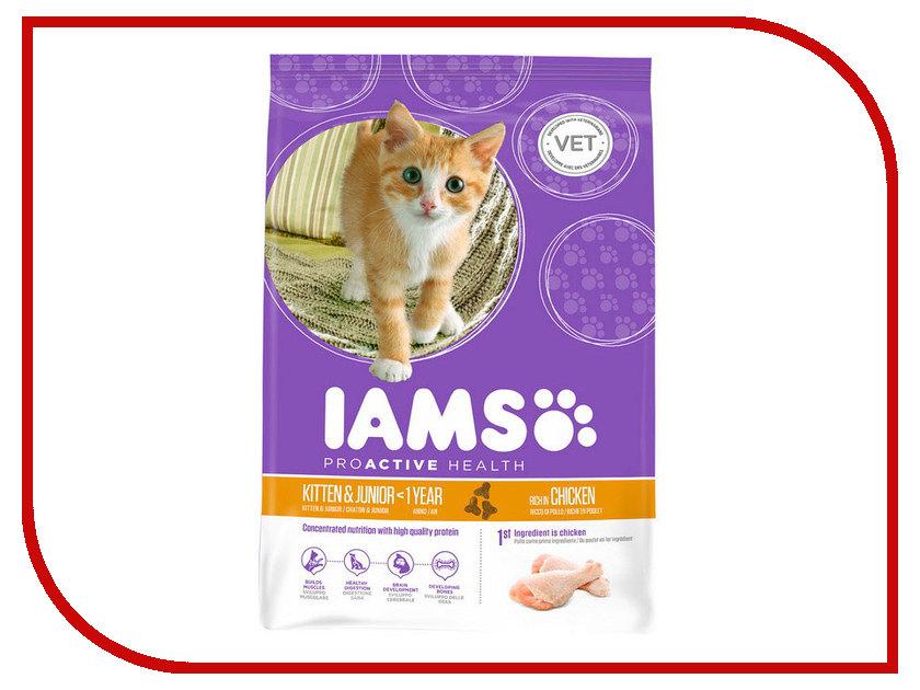 Корм Iams 850g для котят 951490<br>