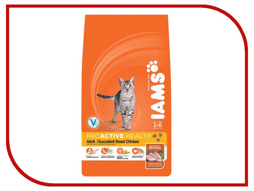 Корм Iams Курица 10kg для кошек 275537<br>