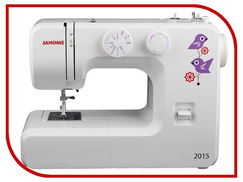 Швейная машинка Janome 2015 швейная машинка janome dc 2030