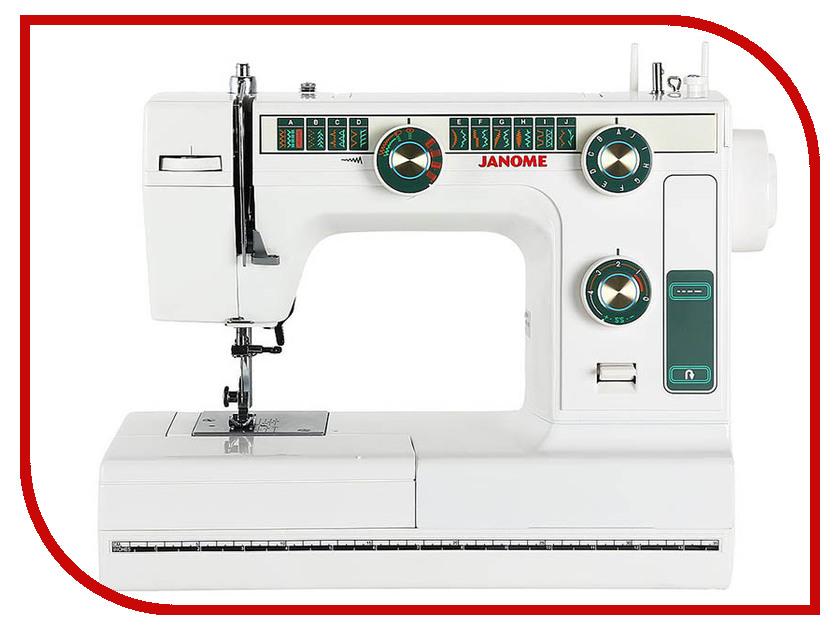 Швейная машинка Janome L-394 / LE 22 швейная машинка janome legend le 25