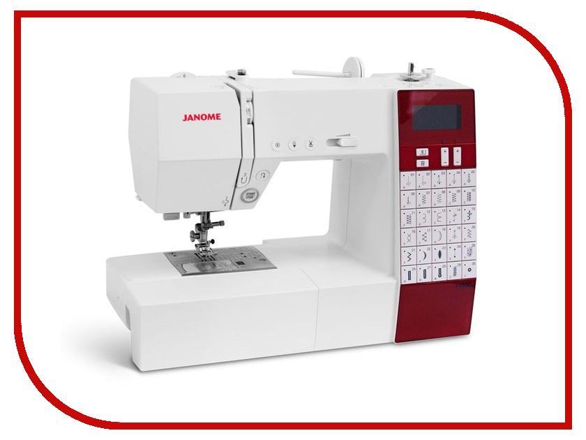Швейная машинка Janome DC 630