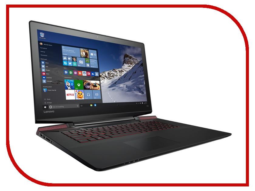 Ноутбук Lenovo IdeaPad Y700-17ISK 80Q0001BRK (Intel Core i5-6300HQ 2.3 GHz/8192Mb/1000Gb + 128Gb SSD/No ODD/nVidia GeForce GTX 960M 4096Mb/Wi-Fi/Cam/17.3/1920x1080/Windows 10 64-bit) 371313<br>