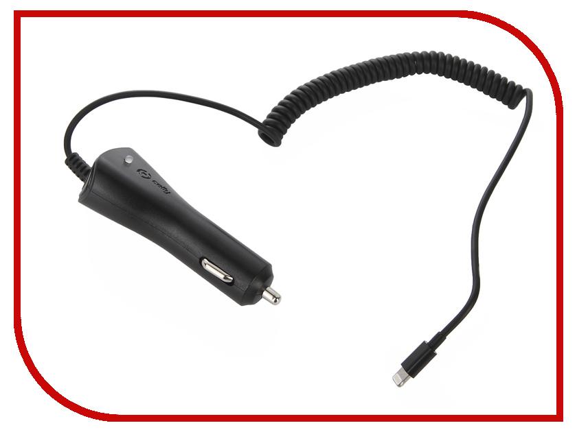 Зарядное устройство Celly MFi Lightning 2.1A Black CCIPM<br>