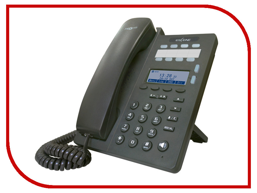 VoIP оборудование Escene ES206-PN