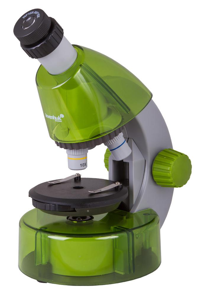 Микроскоп Levenhuk LabZZ M101 Lime 69034