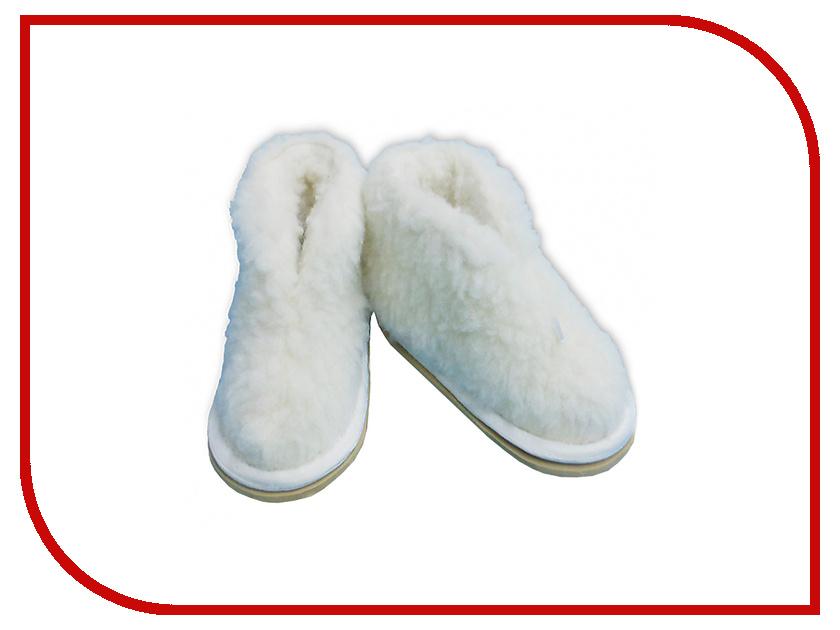 Ортопедическое изделие Smart Textile Бабуши из овечьего меха Н521 размер 38-39