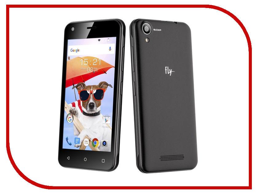 Сотовый телефон Fly FS454 Nimbus 8 Black fly fs454 nimbus 8 black