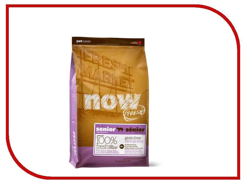 Корм Now Fresh беззерновой с Индейкой, уткой и овощами 7.26кг контроль веса, для кошек 03667<br>