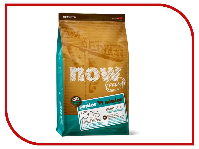 Корм Now Fresh беззерновой с Индейкой, уткой и овощами 5.45кг контроль веса, для собак крупных пород 03902 корм now fresh беззерновой с индейкой уткой и овощами 230г для котят 03735