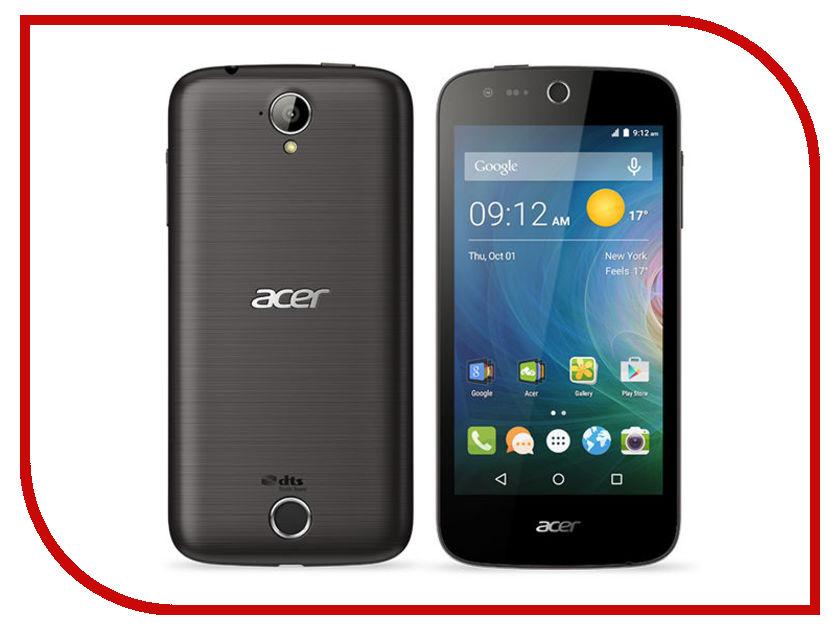Сотовый телефон Acer Liquid Z330 Black<br>
