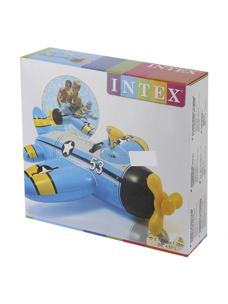 Надувная игрушка Intex Самолет 57537