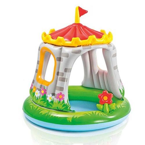 Детский бассейн Intex Крепость 57122