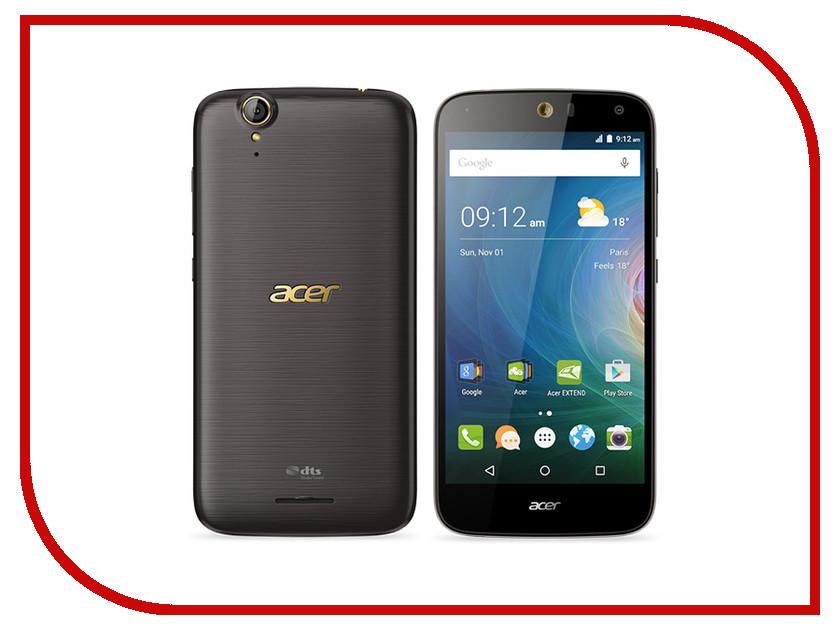 Сотовый телефон Acer Liquid Z630S Black-Gold<br>