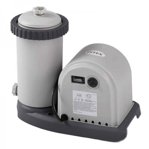Фильтр-насос Intex 28636 картриджный фильтр насос intex 56636 28636 krystal clear с таймером