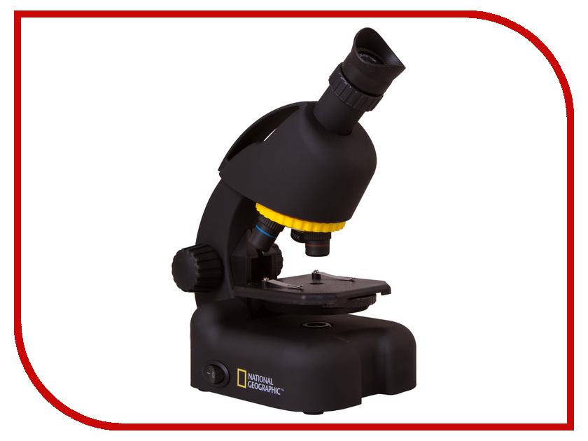 Микроскоп Bresser National Geographic 40x-640x с адаптером для смартфона линза барлоу bresser брессер 3х 1 25 ахроматическая