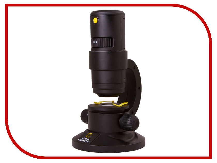 Микроскоп Bresser National Geographic 20x-350x