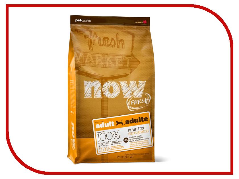 Корм Now Fresh беззерновой с Индейкой, уткой и овощами 2.72кг для собак 03148<br>