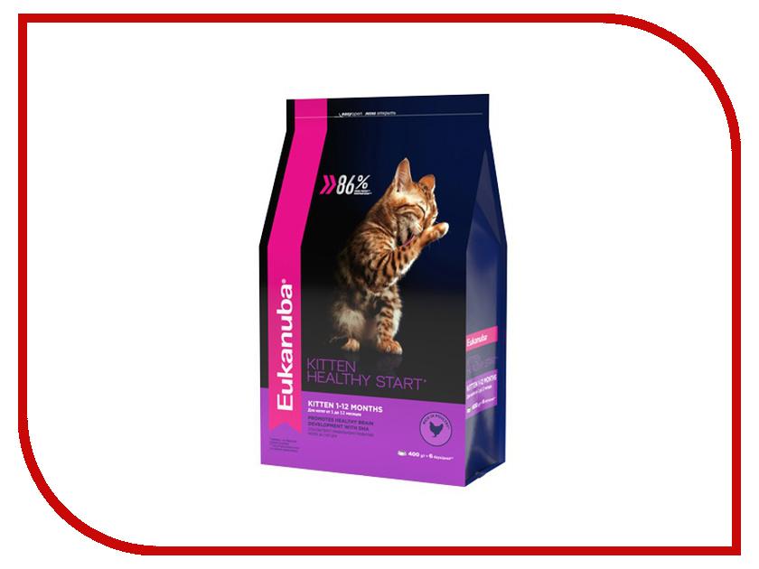 Корм Eukanuba Птица 400g для котят 10144214 корм berkley птица лесные ягоды 2 200g для котят 75151 2