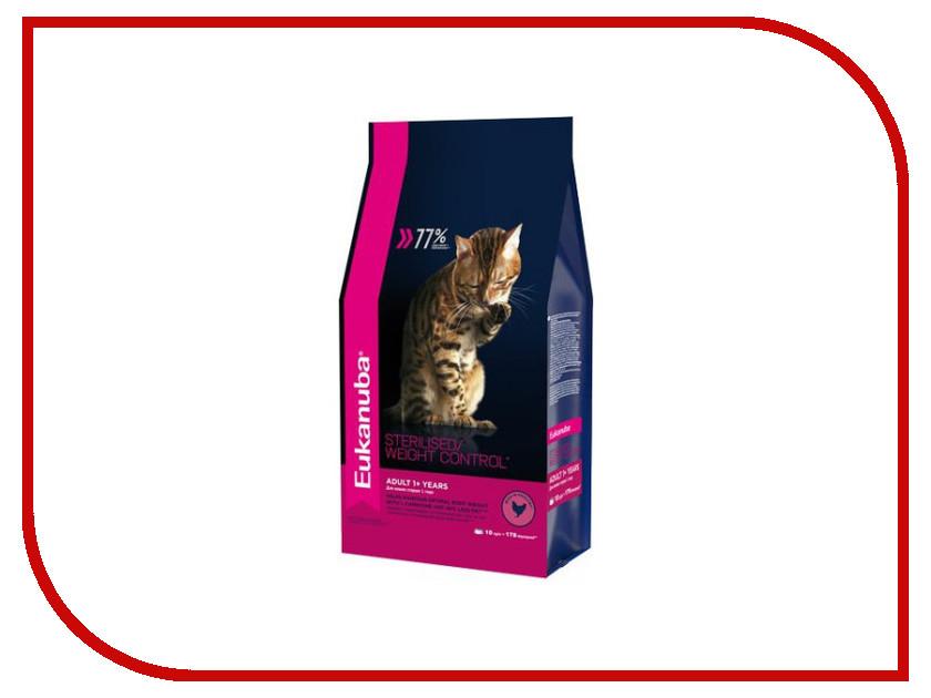 Корм Eukanuba 400g для кошек 10144118<br>