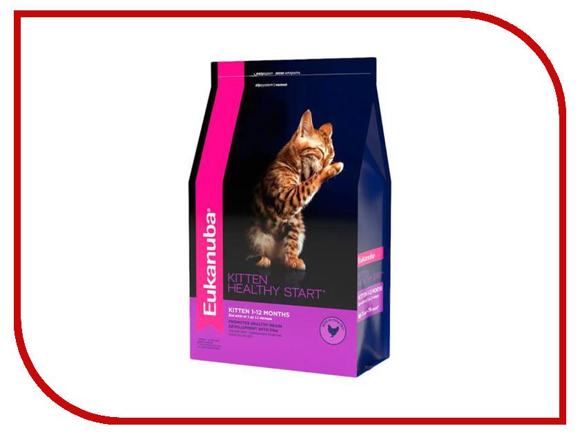 Корм Eukanuba Курица 2kg для котят 81061318<br>