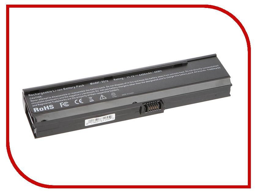 Аккумулятор 4parts LPB-5570 для Acer Aspire 3030/3050/3600/3680/5050/5500/5570/5620/5580/Travelmate 2480/3220/3242/3260<br>