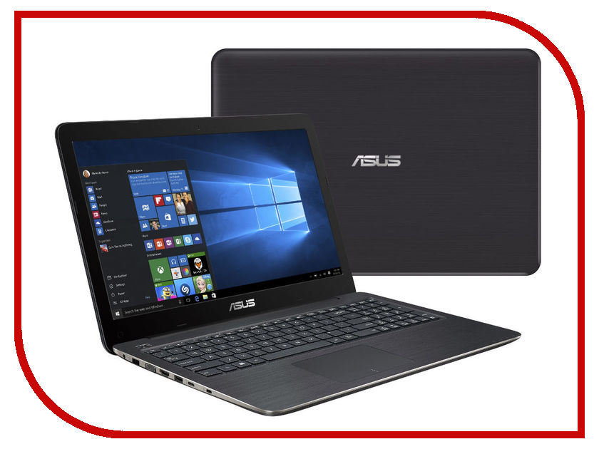 Ноутбук ASUS X556UQ-XO121T 90NB0BH1-M01400 (Intel Core i5-6200U 2.3 GHz/6144Mb/1000Gb/DVD-RW/nVidia GeForce 940MX 2048Mb/Wi-Fi/Bluetooth/Cam/15.6/1366x768/Windows 10 64-bit) ноутбук asus x556uq core i5 6200u 6gb 1tb nv gt940mx 2gb 15 6 dvd win10 black