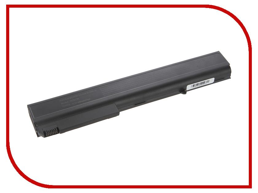 Аккумулятор 4parts LPB-NX7400 для HP Compaq nx7300/nx7400/nx8220/nc8230/nx8420/nc8430/8510p/nx9420 Series 10.8V 4400mAh