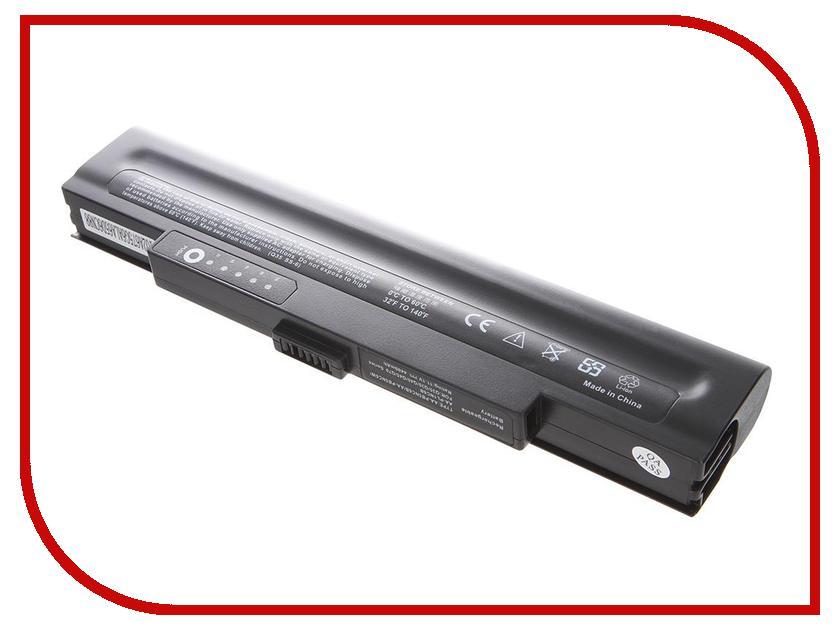 Аккумулятор 4parts LPB-Q45 для Samsung Q35/Q45/Q70 Series 11.1V 4400mAh аналог PN:AA-PB5NC6B/AA-PB5NC6B/E