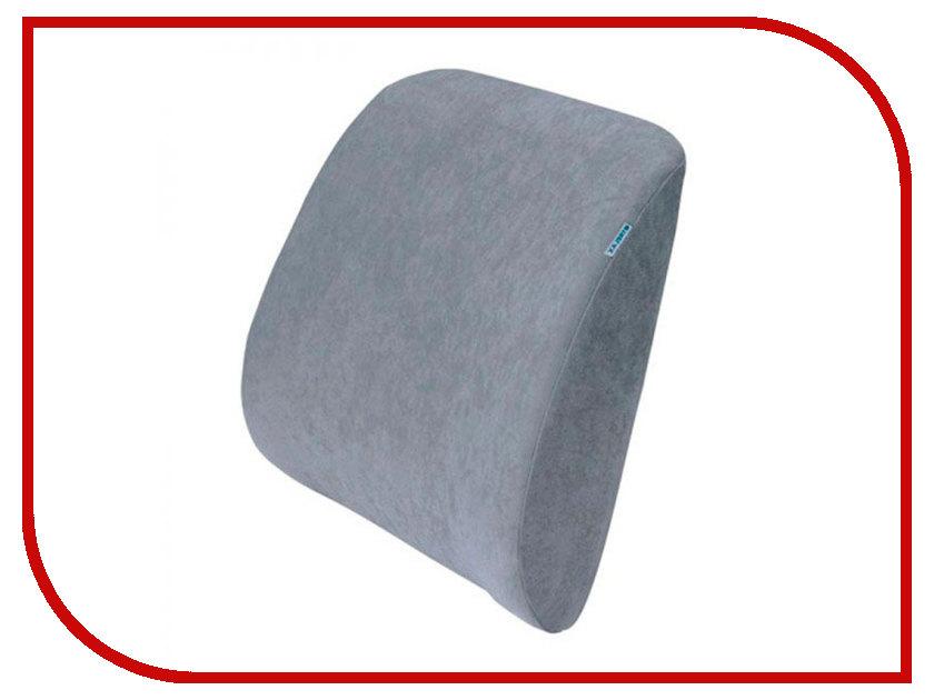 Ортопедическая подушка Trelax П12 AUTOBACK Grey ортопедическая подушка trelax prima с эффектом памяти п28