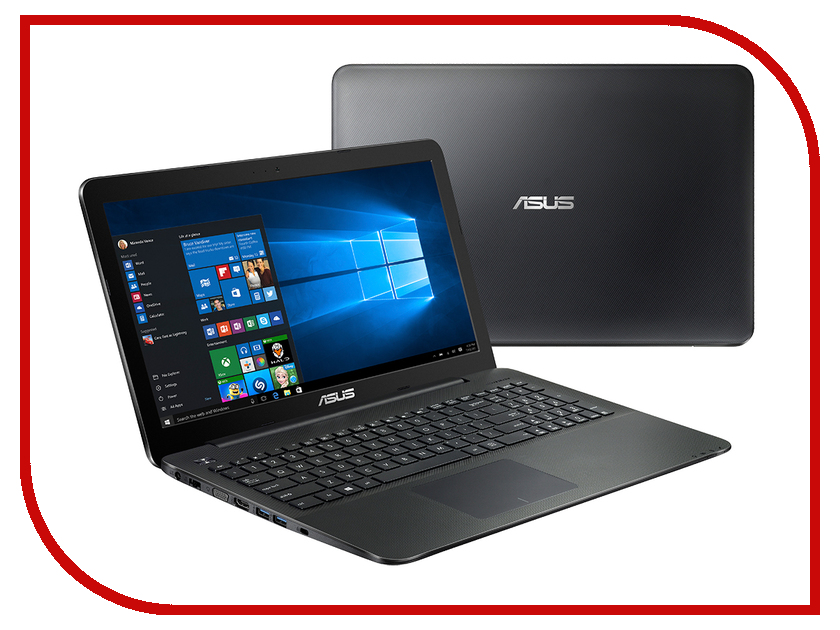 Ноутбук ASUS X555BP-XO006T 90NB0D38-M00090 AMD A6-9210 2.4 GHz/8192Mb/1000Gb/DVD-RW/AMD Radeon R5 M420 2048Mb/Wi-Fi/Bluetooth/Cam/15.6/1366x768/Windows 10 64-bit<br>