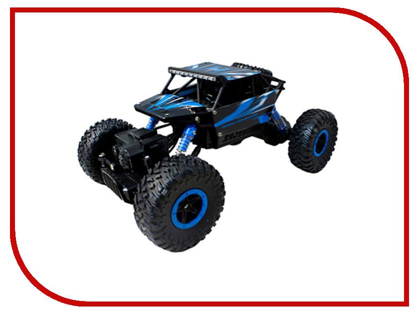 Радиоуправляемая игрушка JoyD Краулер 1802 Black-Blue<br>