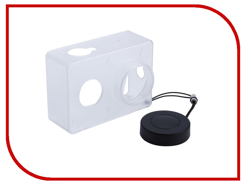 Аксессуар Apres Protective Case+Lens Cap Cover for Xiaomi Yi Camera